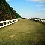 passing by Patapat bridge