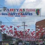 BEAUTIFUL SUNNY DAY AT THE PAHIYAS FESTIVAL