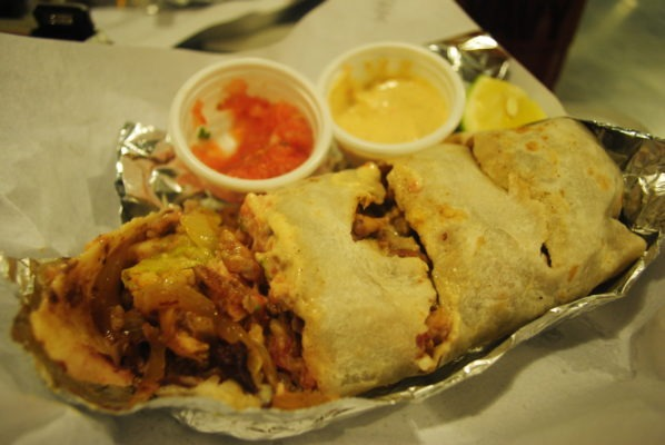 ARMY NAVY - Burger + Burrito