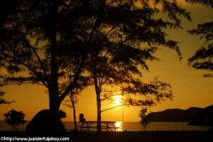 SUNSET AT NAGSASA COVE