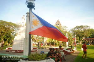 DAPITAN CELEBRATING INDEPENDENCE