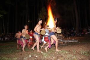 SAGADA GRAND BONFIRE FESTIVAL