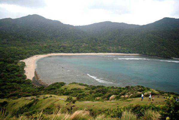 BEACH AT PALAUI