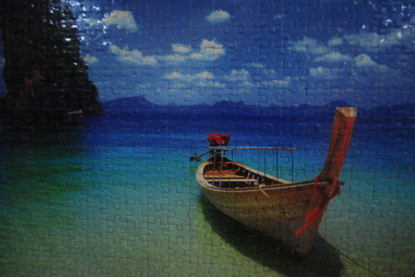 WORLDS LARGEST JIGSAW PUZZLE COLLECTION