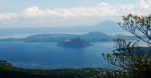 PANORAMIC VIEW TAAL