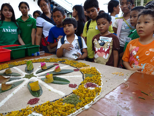 MUSEO PAMBATA kids become EARTH defenderS