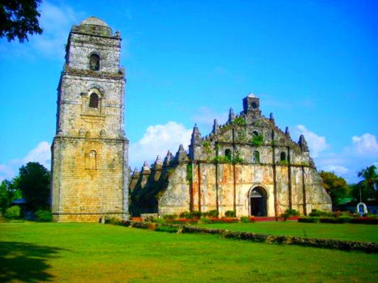 paoay-church