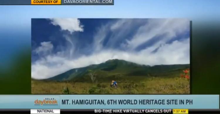 Mount Hamiguitan Range Wildlife and Sanctuary