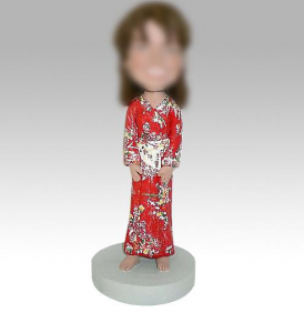 Custom Bobblehead Dolls to Commemorate Your World Travels