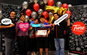 Tune Hotels celebrate 7 million guests milestone achieved & counting