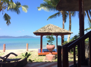 Ausan Beach Front Cottages: Remote Island Getaway In Port Barton, San Vicente, Palawan