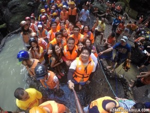 THE ULTIMATE NATURE ADVENTURE AT TAYTAY FALLS, MAJAYJAY, LAGUNA