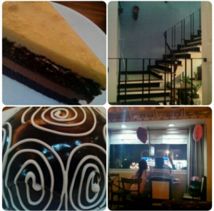 Red Platter has an awesome interior. Try their chocolate dome and cheesecake. Red Platter Magsaysay Ave, Naga City 054.4729933