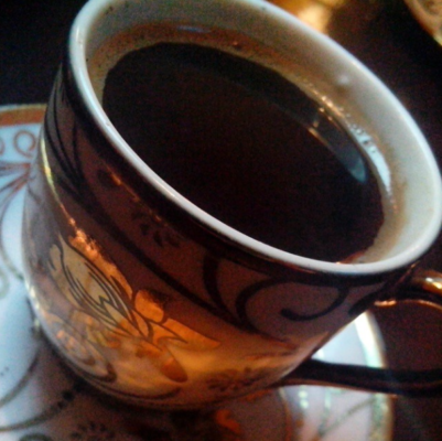Experience Turkish Coffee only at Cafe Arabica along Basilica Road