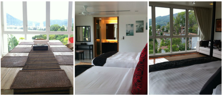 jirana patong villa in phuket