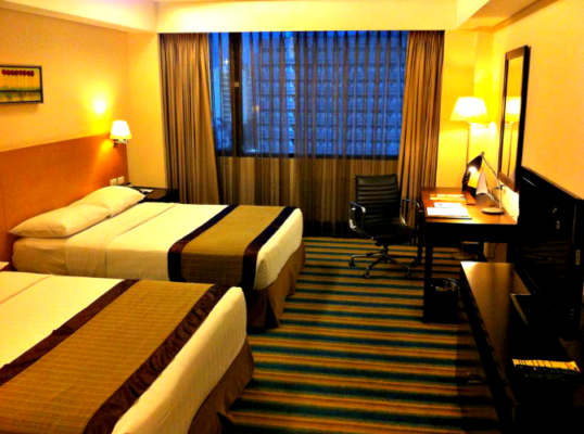 The Luxent Hotel: Experience Luxury In Quezon City