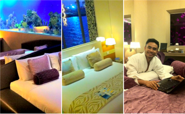 HOTEL REVIEW: Our Royal Staycation at Hotel H20 Manila