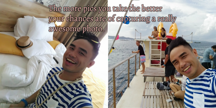 Head Turner: How To Be a Selfie Expert