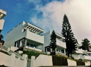 Escape To Santorini Inspired Estancia Resort Hotel in Tagaytay