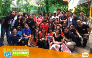 TravelBook.PH Holds First Blogger Get Together at The Legend Villas