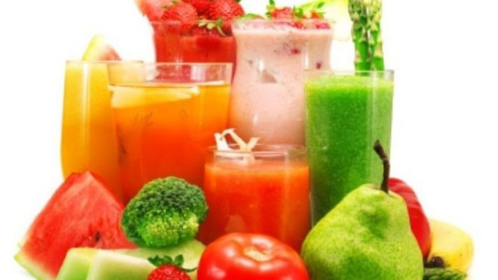 The Health Benefits of Fruit Shakes
