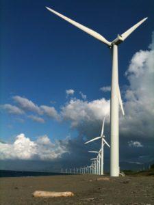 wind mills bangui