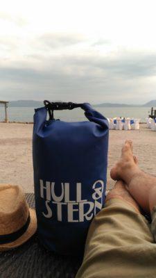 hull & stern dry bags