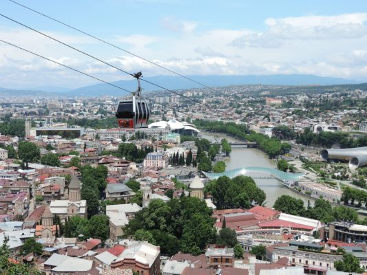 Charmed By Tbilisi, Georgia, The Paris Of Eurasia