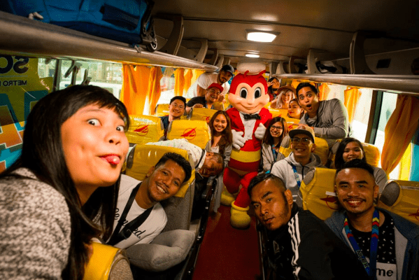Lakbay Norte 7 Team at Jollibee NLEX by Martin San Diego- NPVB