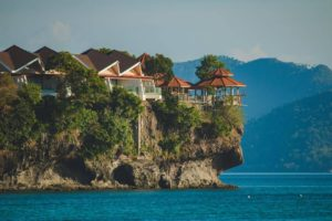 Dakak Park and Beach Resort: Cliff Casitas Infinity Pool, Villa Angelina Suites | Zamboanga Peninsula