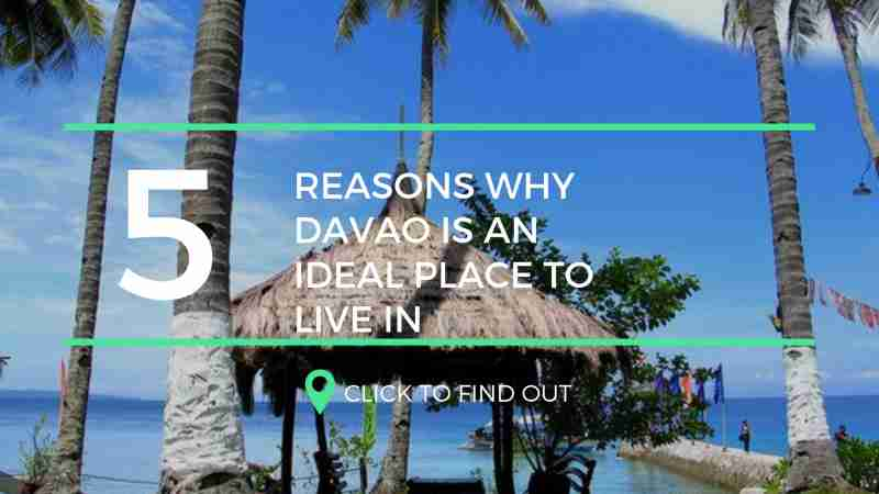 5 Reasons Why Davao is an Ideal Place to Live In