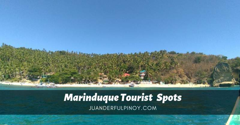 Marinduque Tourist Spots: Attractions that will make you want to visit the heart of the Philippines
