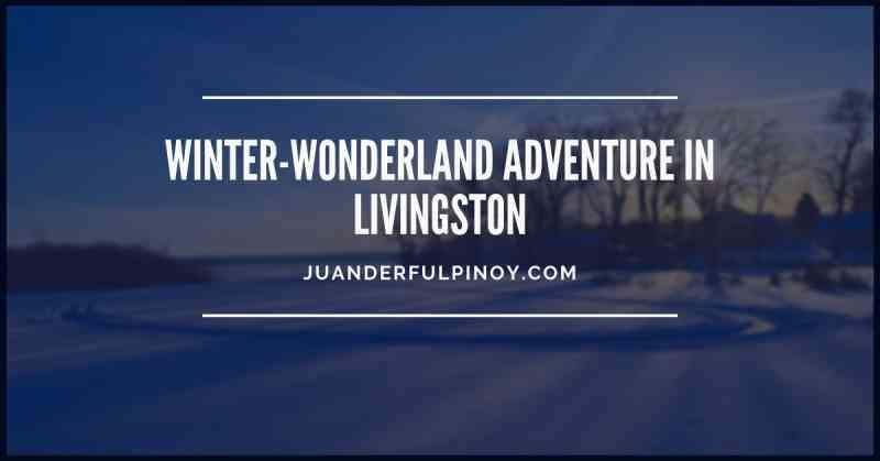 Winter-Wonderland Adventure in Livingston