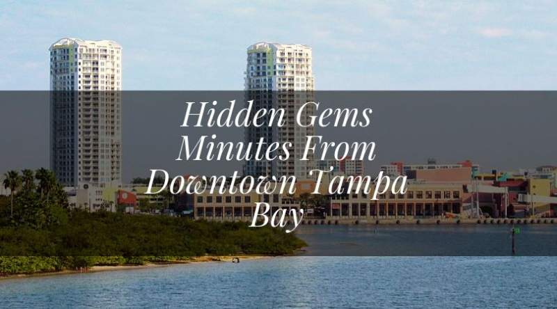 Hidden Gems Minutes From Downtown Tampa Bay