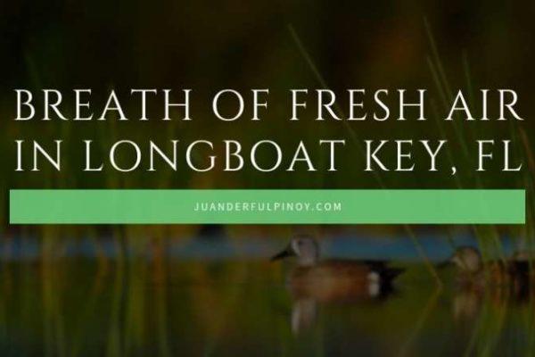 Find a Breath of Fresh Air in Longboat Key, FL