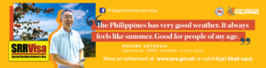 retire in the Philippines