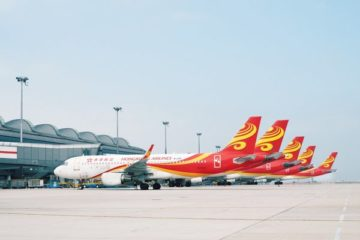 Safety comes first at Hong Kong Airlines