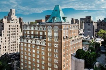 """The Mark Hotel Ranked """"#1 City Hotel in the US"""" and """"#1 Hotel in New York City"""" in Travel + Leisure World's Best Awards 2020"""