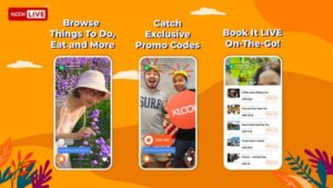 Klook Launches Klook Live!, Its First-Ever Interactive Livestream Mobile Feature with Encouraging Success, Observes 4 Times Uplift in Conversion Rates