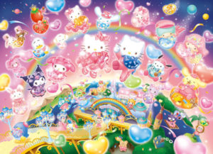 Hello Kitty Land Tokyo wants to go ahead with its 30-year anniversary party aiming for support through crowdfunding