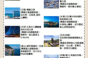 """MCST & TDI: South Korea's online travel packages are sold at """"VIATOR"""" and """"KKDAY"""""""