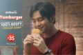 Joshua Garcia stars in 100% beefy new Jollibee Yumburger commercial