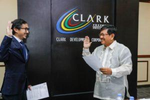 New CDC chairman takes oath