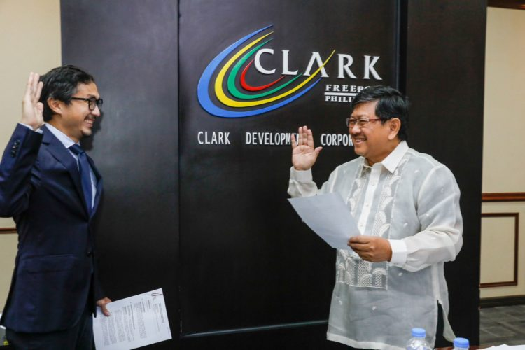 New CDC chairman takes oath