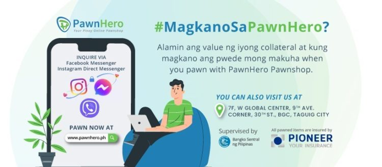 #MagkanoSaPawnHero? Your Items at Home Have Value