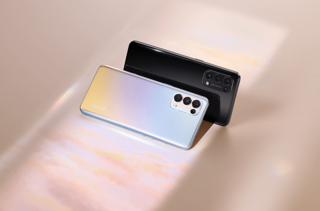 Pre-order the Newest OPPO Reno5 Series in the Philippines