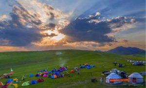 Horqin, a picturesque getaway with splendid culture