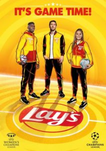 Lay's® Kicks Off 2021 Global UEFA Champions League Campaign
