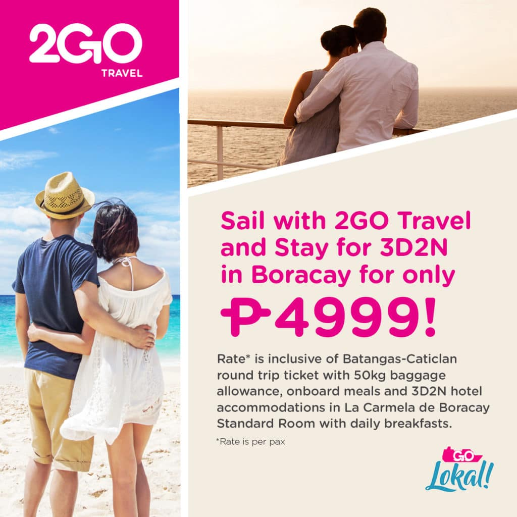 sail with 2go travel