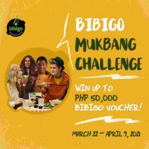 Do the Bibigo Mukbang Challenge and Win P50,000 worth of Bibigo Voucher!